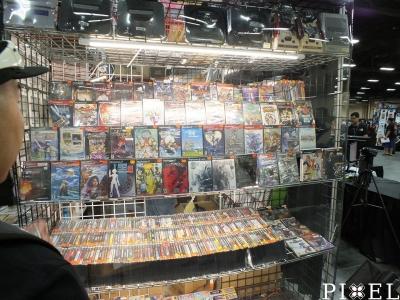 """Eladó használt és bontatlan videojátékok és konzolok a 80-as évektől a """"PlayStation 2""""-es korszak végéig"""